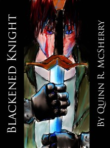 Blackened Knight by QMcSherry