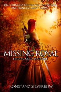 Missing Royal - Final Front Cover