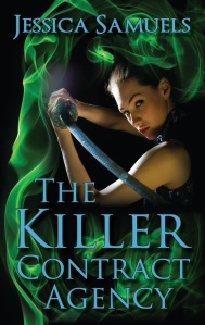 The Killer Contract Agency_Final front Cover