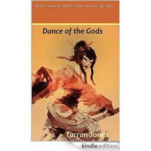 Dance of the Gods amazon cover