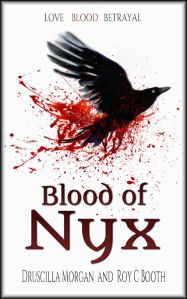 Blood of Nyx ebook.cover display